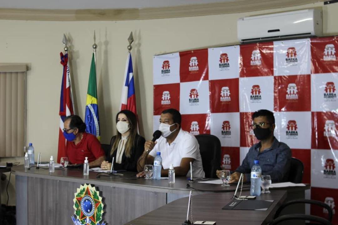 AUDIÊNCIA PÚBLICA PARA APRESENTAÇÃO DAS METAS FISCAIS DO PRIMEIRO QUADRIMESTRE DE 2021