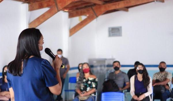 SECRETARIA DE EDUCAÇÃO REALIZA CICLO DE REUNIÕES PARA PROFESSORES